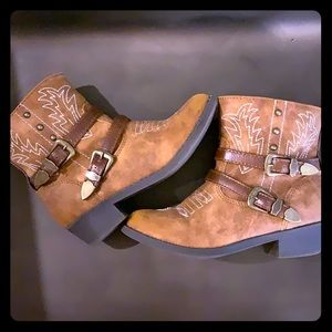 Little Girl Cowgirl Boots